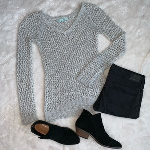 Maurices Sparkly Thin Sweater